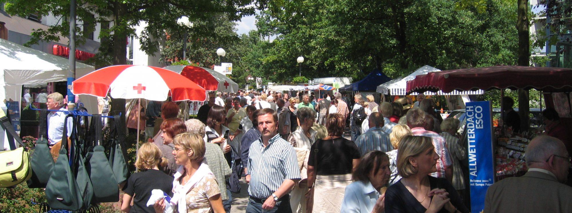 Sälzermarkt Bad Sassendorf