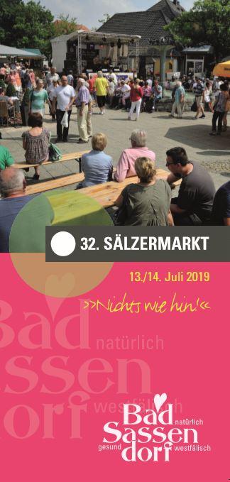 Bild Flyer Sälzermarkt 2019
